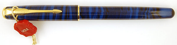 Parker Sonnet in laque deep blue - Medium nib