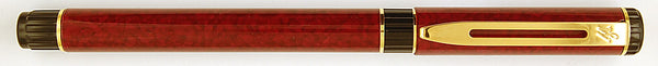 Waterman Centurion fountain pen in red - Extra fine nib