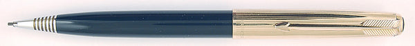 Parker 51 Custom Clutch Pencil in Midnight Blue - 0.9mm leads