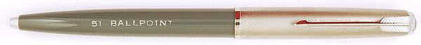Parker 51 Classic Ballpoint in grey