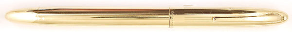 Sheaffer Masterpiece Snorkel in 14k gold - Broad nib