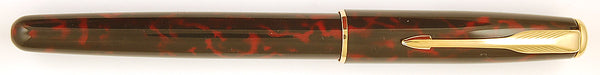 Parker Sonnet in Laque Firedance - Medium nib