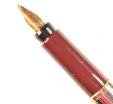 Parker 88 Silver Corinth - Medium nib