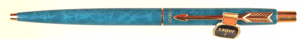 Parker Classic ballpoint in turquoise laque