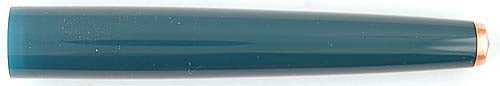 Vintage Parker 61 Barrel in teal blue