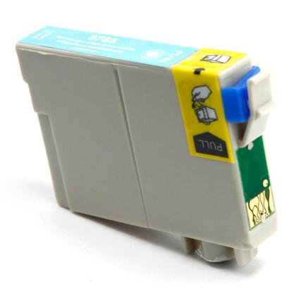 Epson T078520 Compatible Light Cyan Ink Cartridge (Epson 78) - Absolute Toner