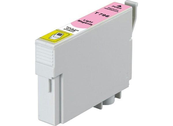Epson T079620 Compatible High Yield Light Magenta Ink Cartridge (Epson 79)