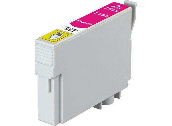 Epson T079320 Compatible High Yield Magenta Ink Cartridge (Epson 79)