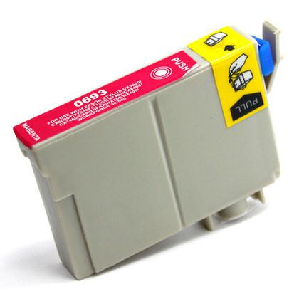 Epson T069320 Compatible Magenta Ink Cartridge (Epson 69)