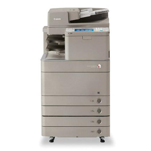 DEMO UNIT Only 1k Pages Printed - Canon imageRUNNER ADVANCE C5235A 5235 Color Copier Printer scanner Stapler Copy Machine