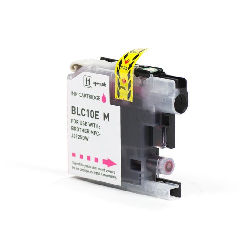 Brother LC10E XXL Compatible Extra High Yield Magenta Ink Cartridge - Precision Toner