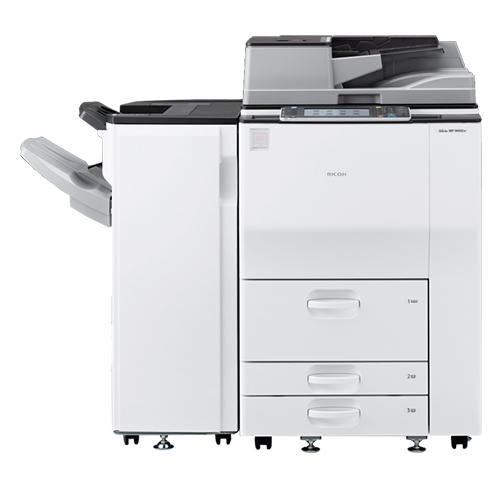 Ricoh MP 6002 Black and White Laser High-End FAST Printer 12x18 Copier Color Scanner Only 42k Pages