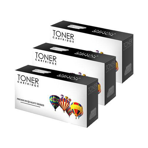 Toner Cartridge Compatible with HP CF410X High Yield Black (HP 410X)