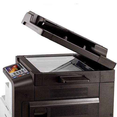 Samsung SCX-8128NA 8128 B/W Newer Model Printer Copier Color Scanner 11x17