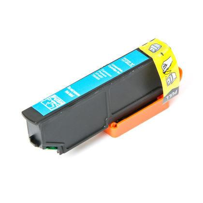 Epson T273XL220 Compatible High Yield Cyan Ink Cartridge (Epson 273XL) - Absolute Toner
