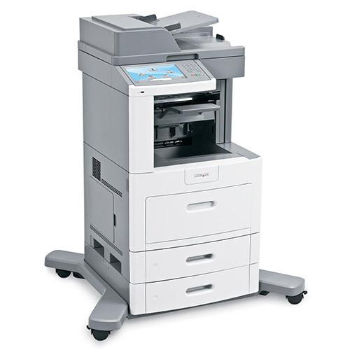 Lexmark XS658de Multifunction Laser Printer Copier Fax Scanner(promo)
