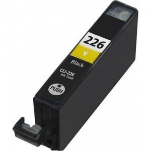 Canon CLI-226 Compatible Yellow Ink Cartridge - Absolute Toner