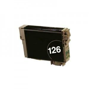 Compatible for Epson T126120 Black Ink Cartridge (T126 Black) - Absolute Toner