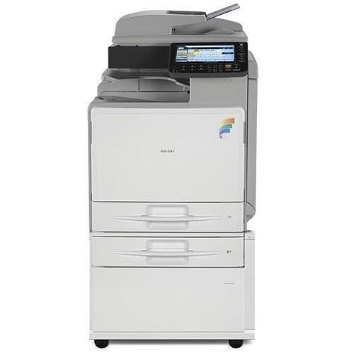 Ricoh MP C300SR Colour Copier with Stapler