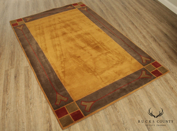 Stickley Paradise Valley 6' x 9' Area Rug