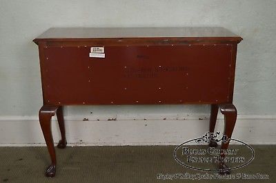 "Lexington Mahogany Ball & Claw Foot 48"" Sideboard"