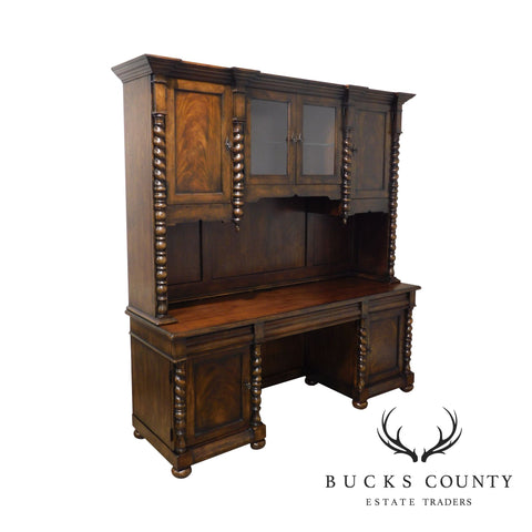 Thomasville Ernest Hemingway Collection Hutch Top Desk