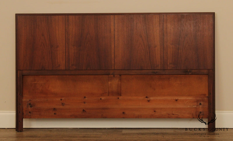 Danish Modern Teak Queen or Full Headboard, Vamo Sønderborg
