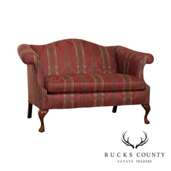 Pennsylvania House Consensus 50 Queen Anne Style Loveseat