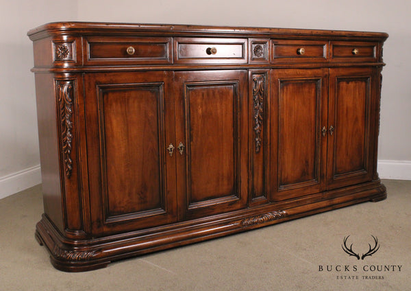 Francesco Molon Giemme Stile Louis XIV Style Sideboard Buffet