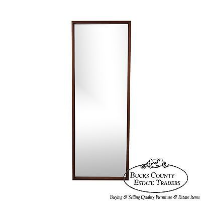Paul McCobb Planner Group Mid Century Modern Maple Frame Wall Mirror