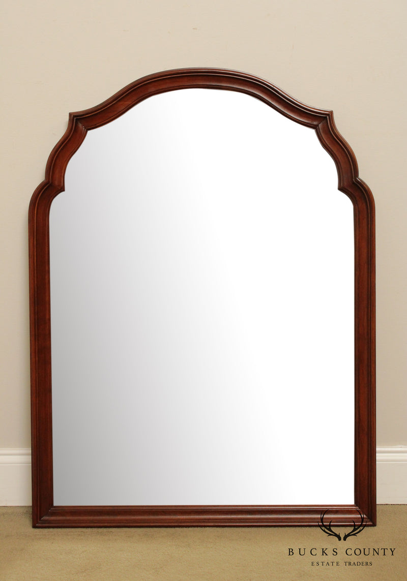 Knob Creek Vintage Traditional Cherry Frame Mirror