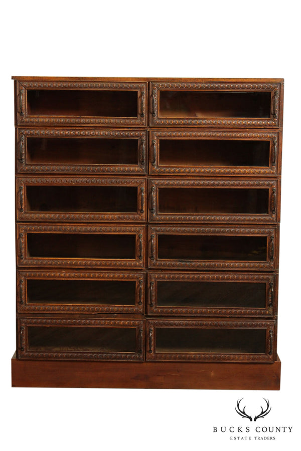 Antique 12 Drawer Haberdashery Cabinet