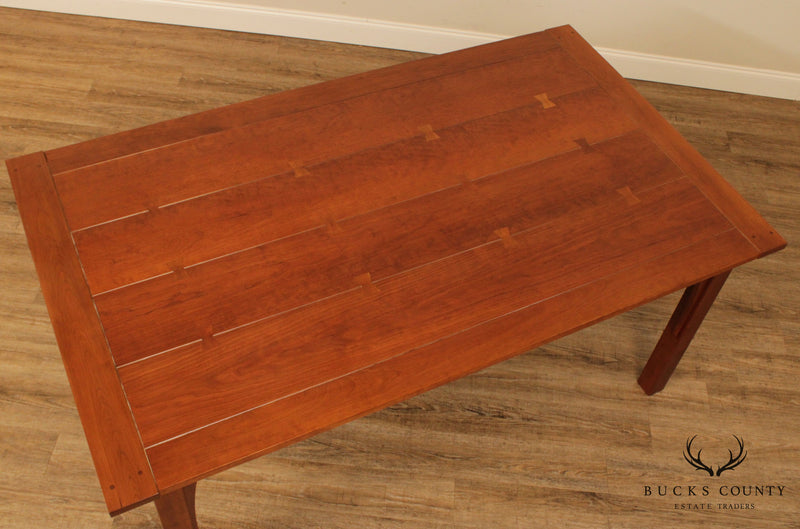 Stickley Mission Collection Cherry Dining Table