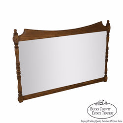 Romweber Viking Oak Wall Mirror