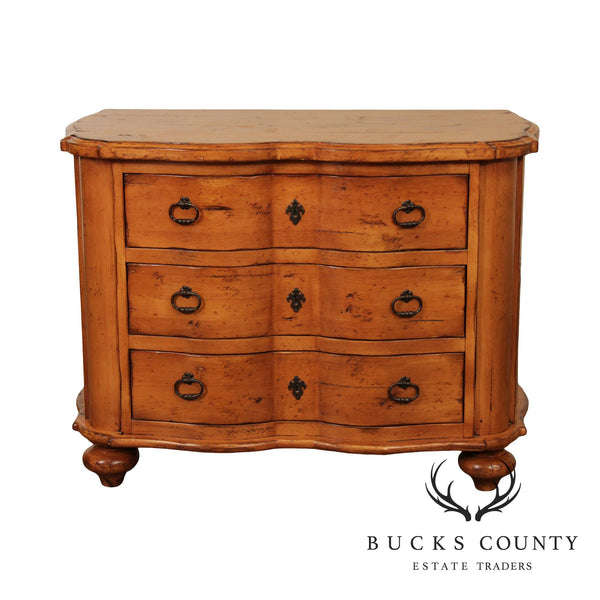 Woodland Furniture French Country Style Harring 3 Drawer Chest