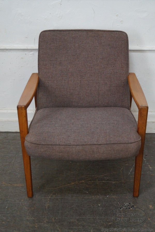 Mid Century Danish Modern Teak Arm Chair