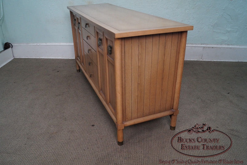 American of Martinsville Mid Century Modern Credenza Sideboard