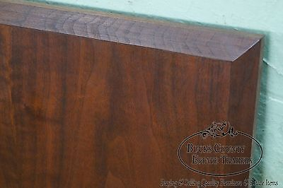 Mid Century Danish Modern Pair of Teak Twin Headboards