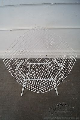 Harry Bertoia for Knoll Authentic Pair of Vintage Diamond Lounge Chairs
