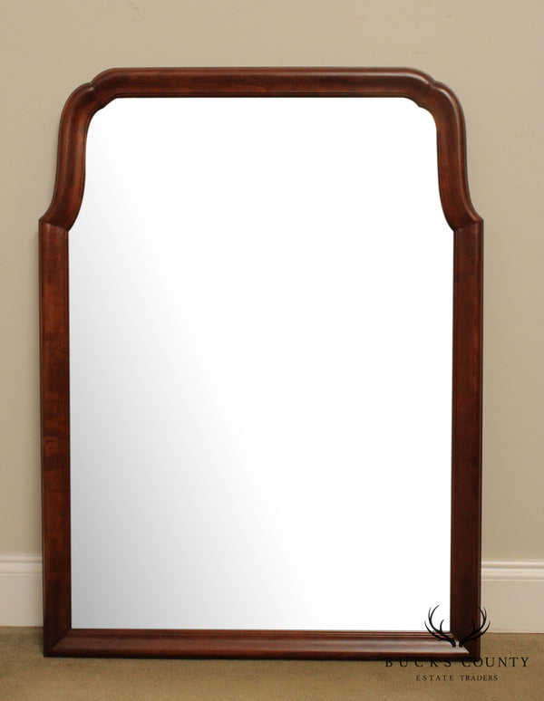 Pennsylvania House Vintage Solid Cherry Frame Wall Mirror