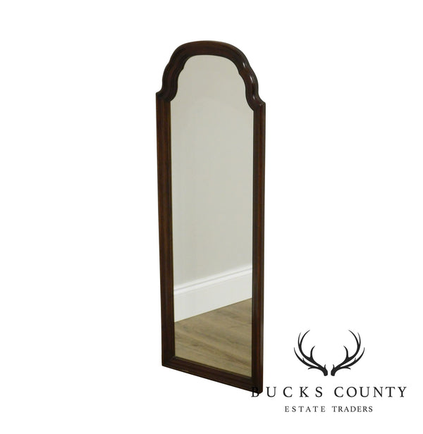 Ethan Allen Cherry Queen Anne Style Mirror
