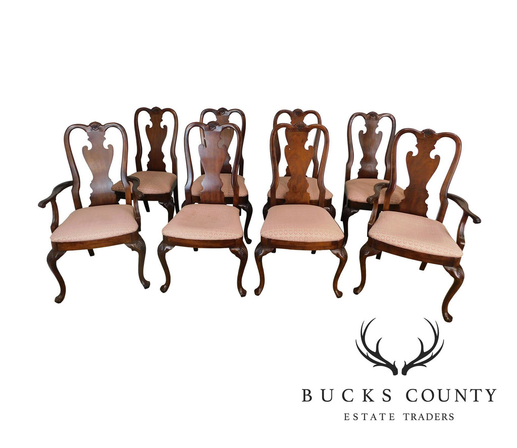 Ideas About Vintage Queen Anne Dining Chairs
