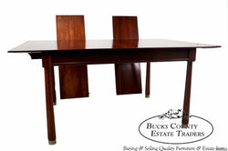 Willett Trans East Collection Mid Century Modern Dining Table