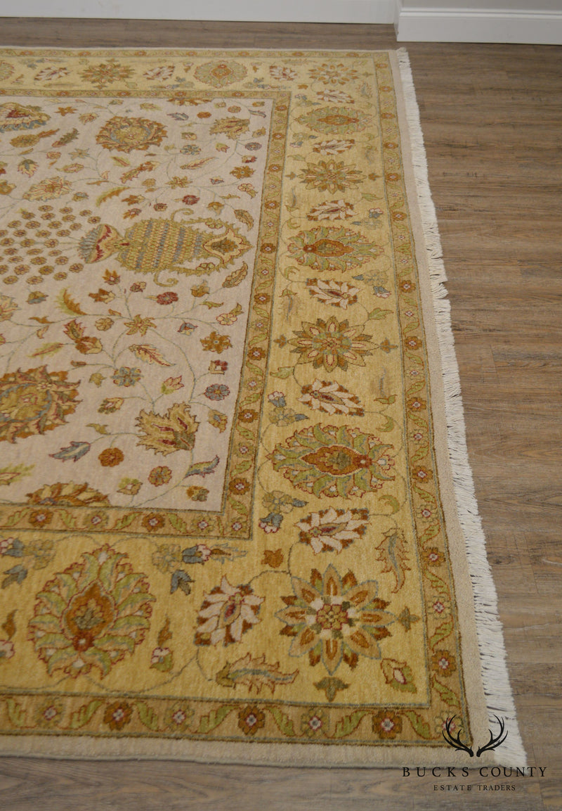 10x14 Turkish Tarbiz Hand Tied Room Size Rug