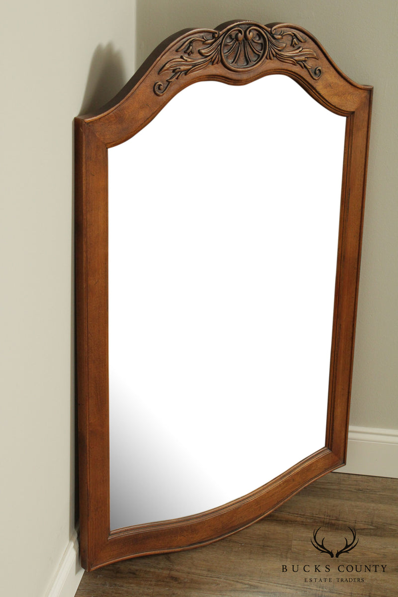 Ethan Allen Country French Collection Beveled Wall Mirror