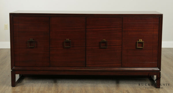 Michael Weiss Modernism for Vanguard 4 Door Sideboard Cabinet