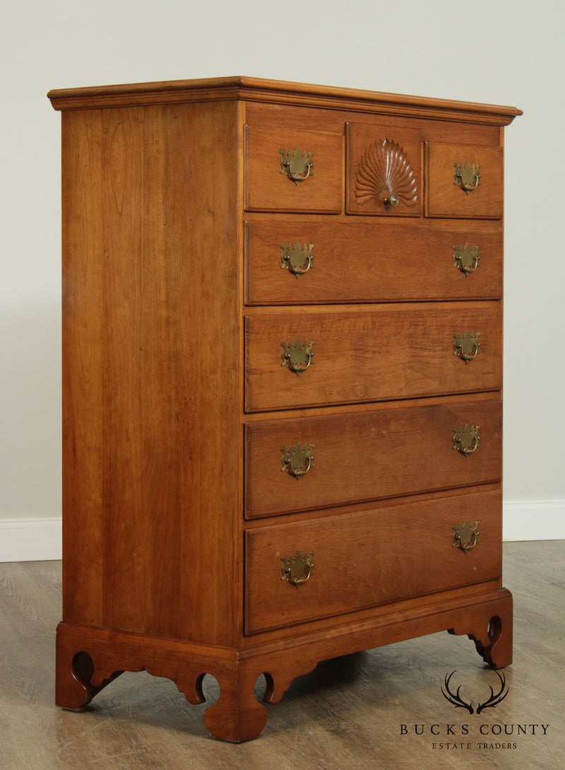 Stickley Cherry Valley Vintage Tall Chest