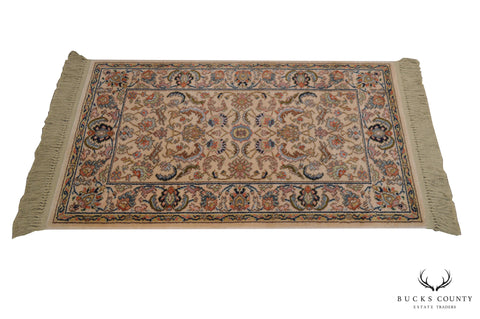 "Karastan Tabriz 2'6""x4'3"" Throw Rug (E)"