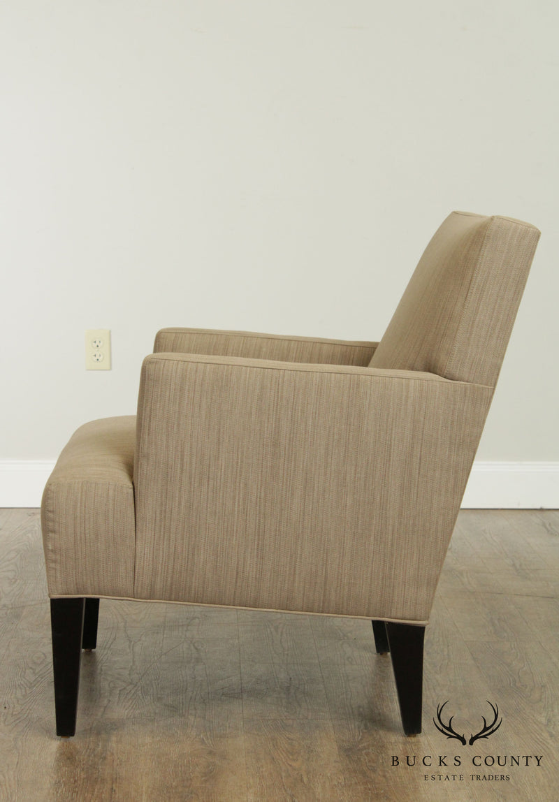 Shenandoah Furniture Modern Art Deco Style Lounge Chair