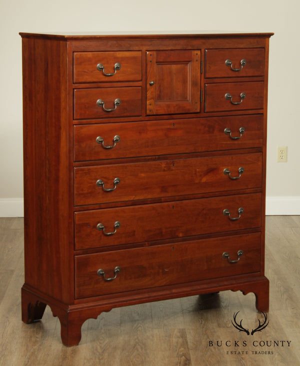 Lexington Bob Timberlake Solid Cherry Plantation Tall Chest (A)
